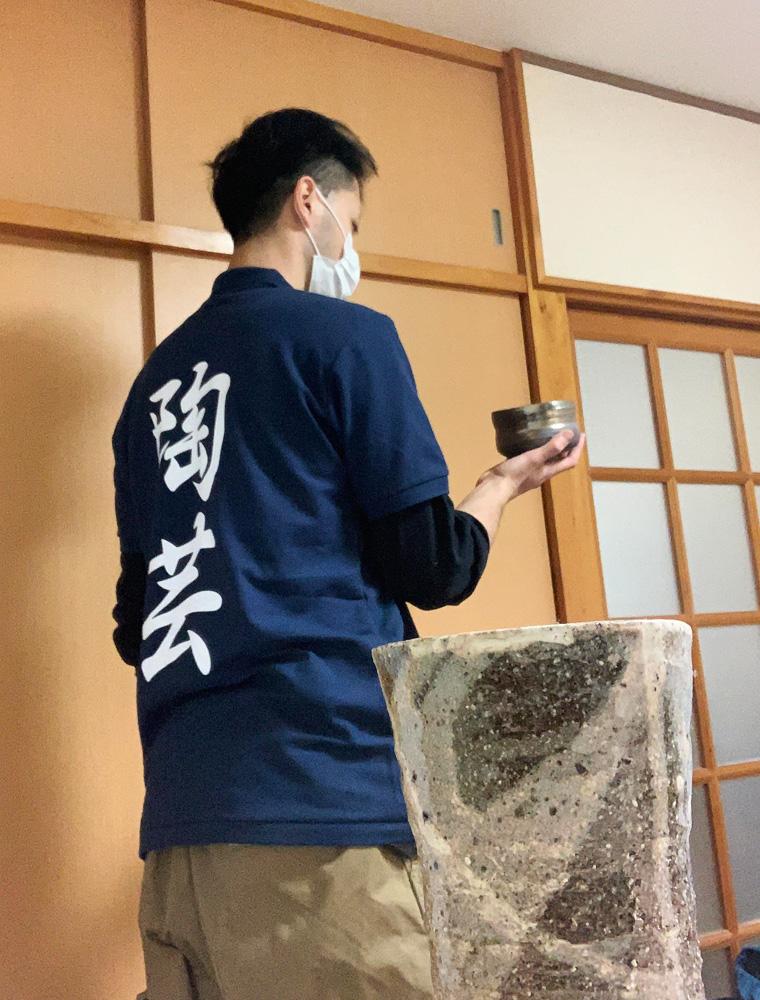 制作事例 オリジナルポロシャツ3
