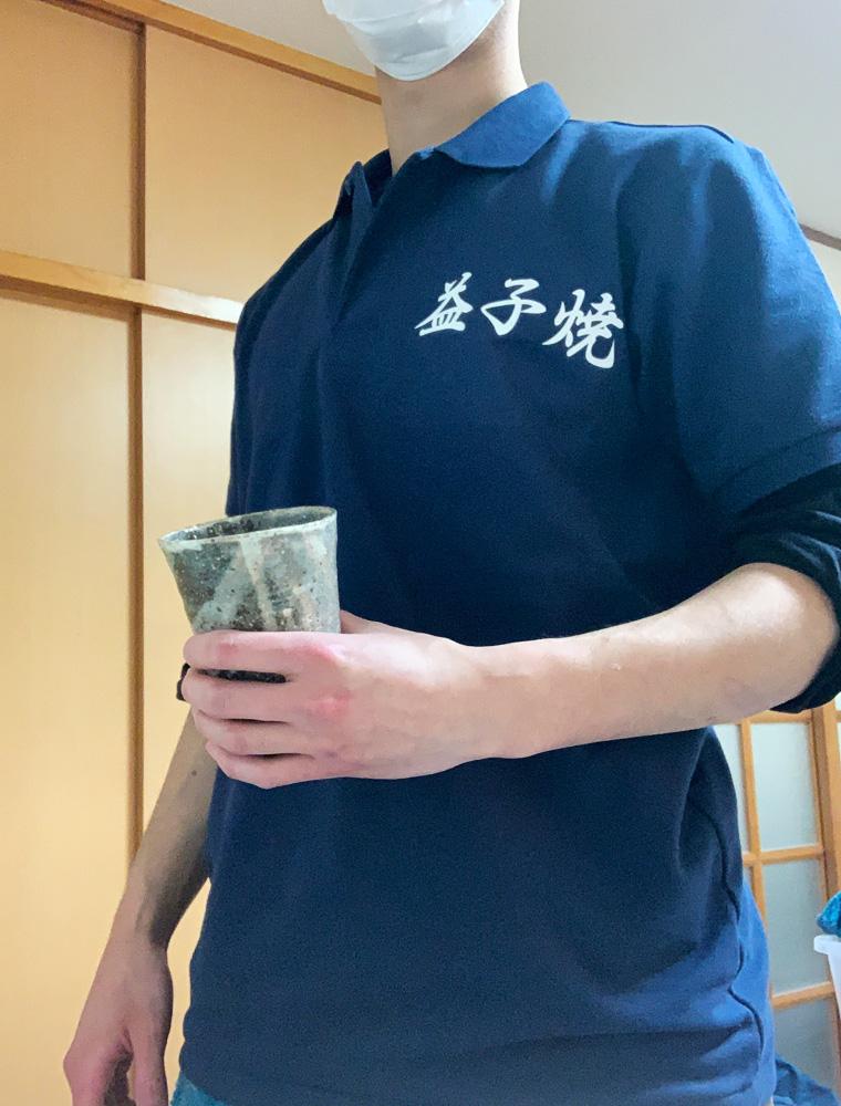 制作事例 オリジナルポロシャツ4