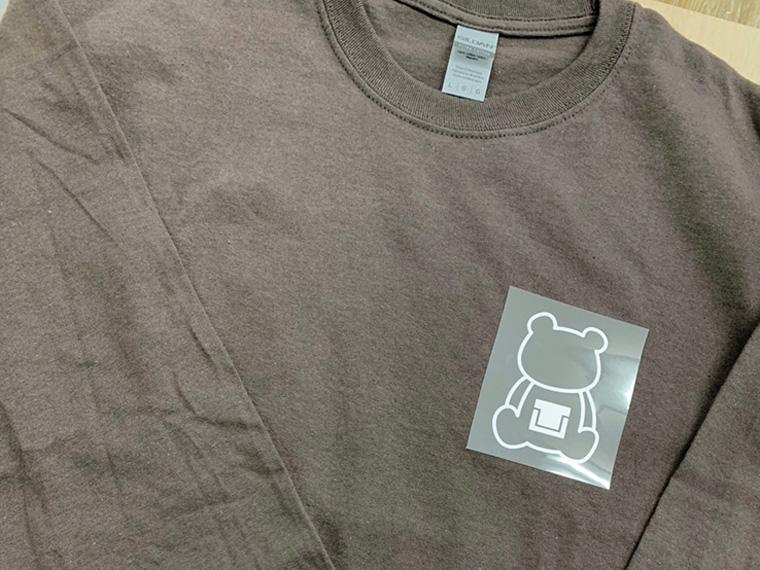 オリジナルTシャツができるまで10