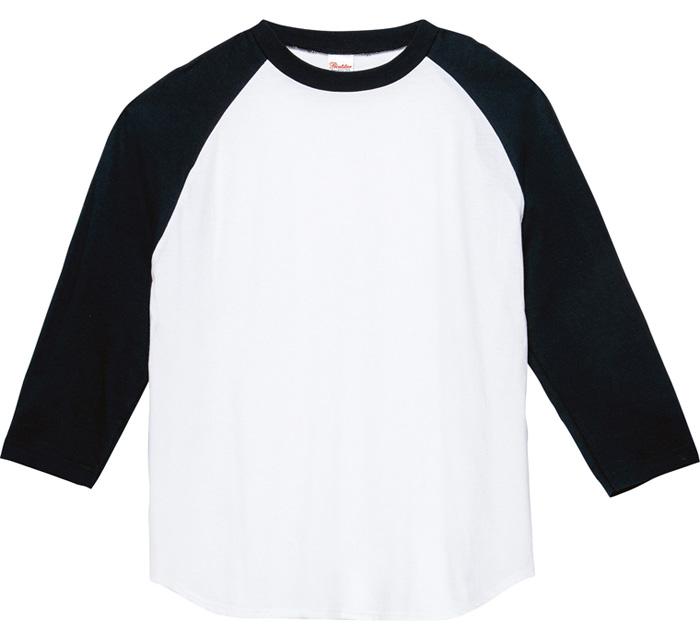 5.6オンス ヘビーウェイト ベースボールTシャツ(107-CRB)