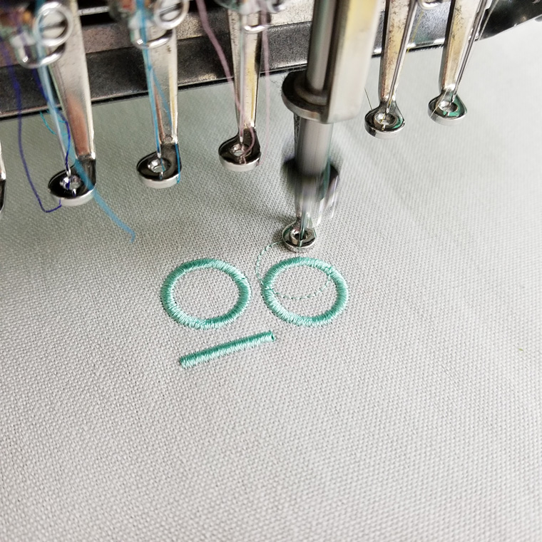 刺繍の流れ5