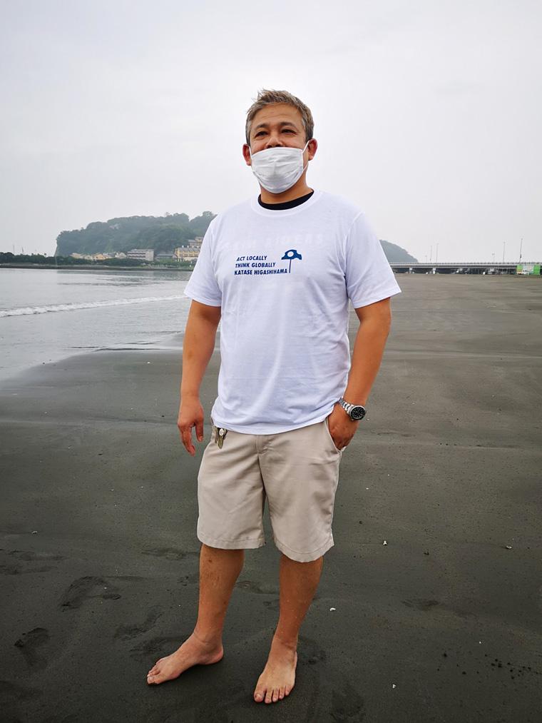 NPO法人「海さくら」様Tシャツ1