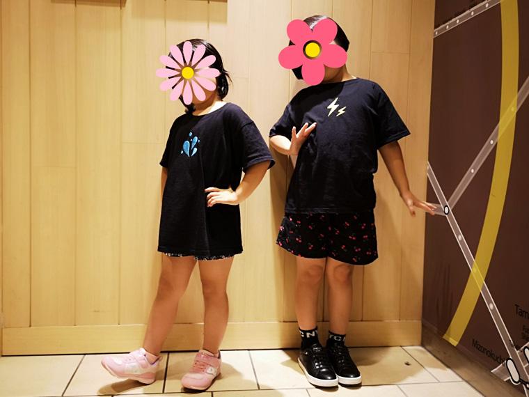 制作事例 オリジナルTシャツ2