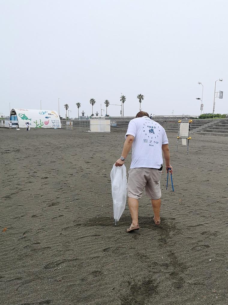 NPO法人「海さくら」様Tシャツ2