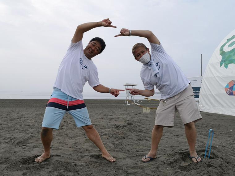 NPO法人「海さくら」様Tシャツ3
