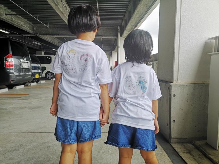 制作事例 オリジナルTシャツ4